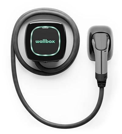 Pulsar Plus EV car electric Charger edinburgh-