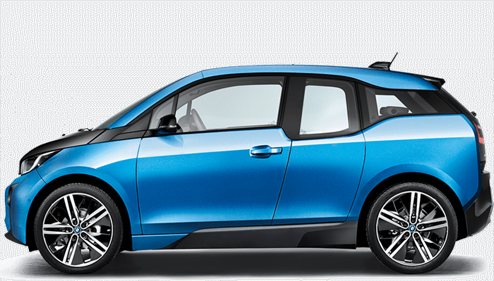 BMW i3 Car Chargers edinburgh