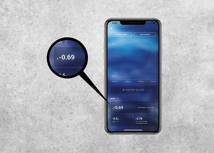 Ohme Smart App