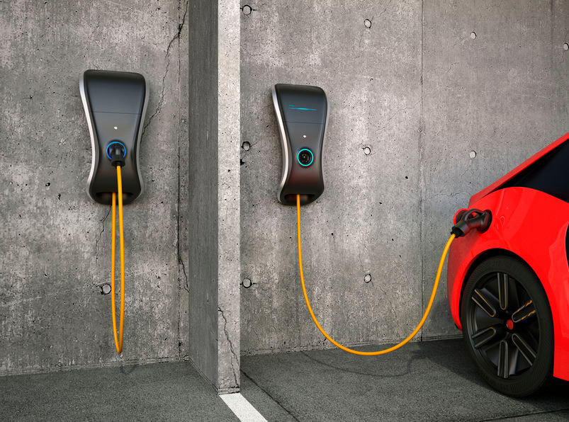 Charging Your Electric Car At Work