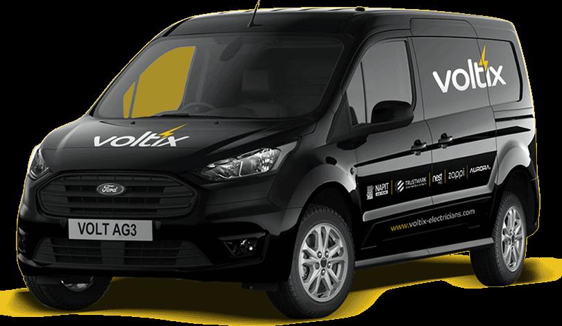 Voltix Home EV Charger Installer Edinburgh