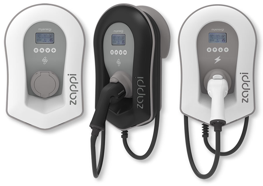 Zappi Home Charger
