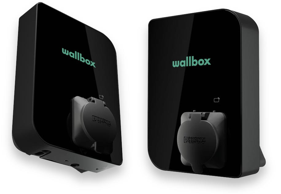 Wallbox Workplace EV Chargers